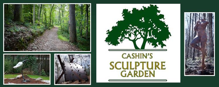 Cashin Sculpture Garden