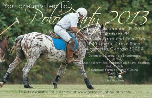 Fundraising Event in Alpharetta, GA