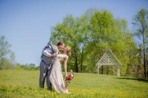 Pasture Outdoor Wedding