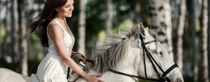 Ride Off into the Sunset with an Equestrian Wedding