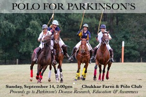 Polo for Parkinsons