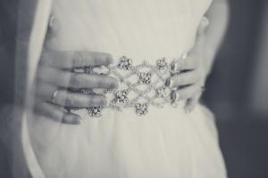 Hands on waist