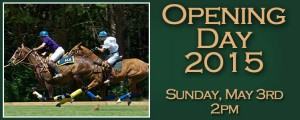 Chukkar Farm Polo Club Opening Day