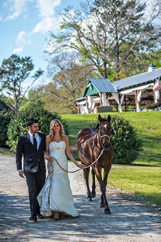A Chukkar Farm Barn Wedding
