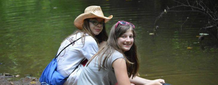 Summer Camp at Chukkar Farm!
